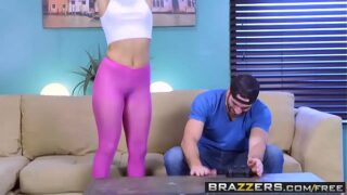 Brazzers – Brazzers Exxtra – Abella Danger Charles Dera and Tommy Gunn –  Sybian Gamer Girl