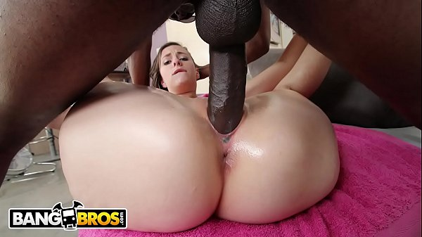 BANGBROS – Sexy Babe Summer Rae Gets Her Big Ass Pounded With Big Black Cock